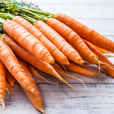 The Benefits of Adding Carrots to your Healthy Lifestyle!
