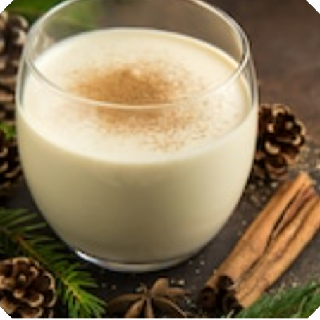 Maple Syrup and Eggnog Oh My!