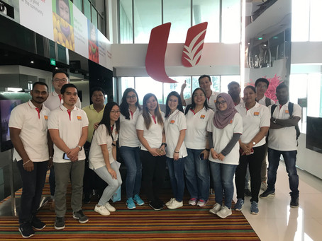 Contributing To The Greater Good at Fairprice's Share-A-Textbook Event