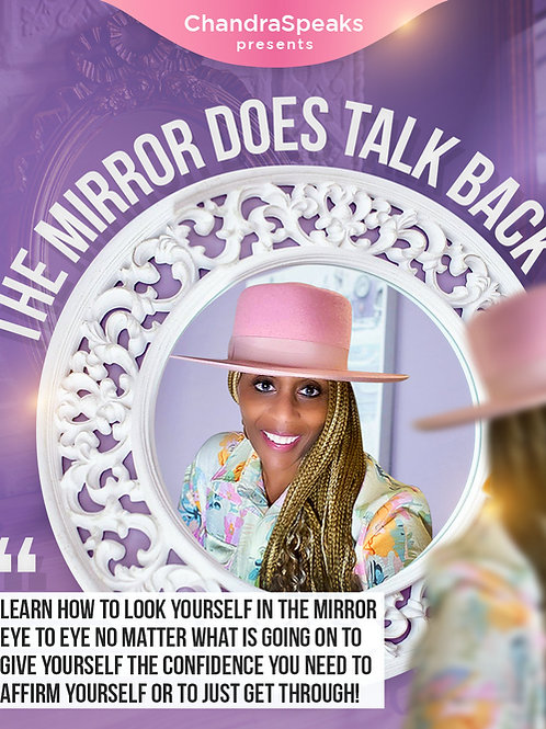 The Mirror Does Talk Back
