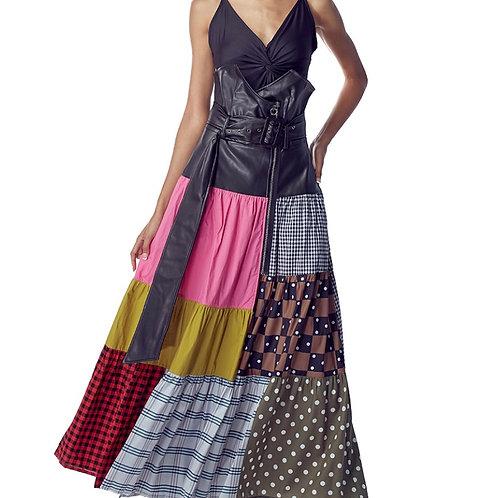 Pretty in Patchwork Skirt