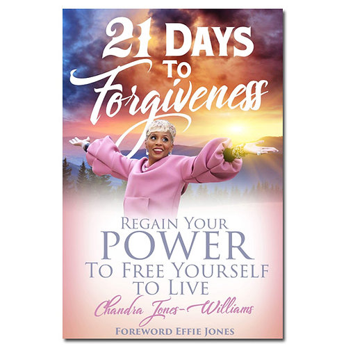 21 Days To Forgiveness