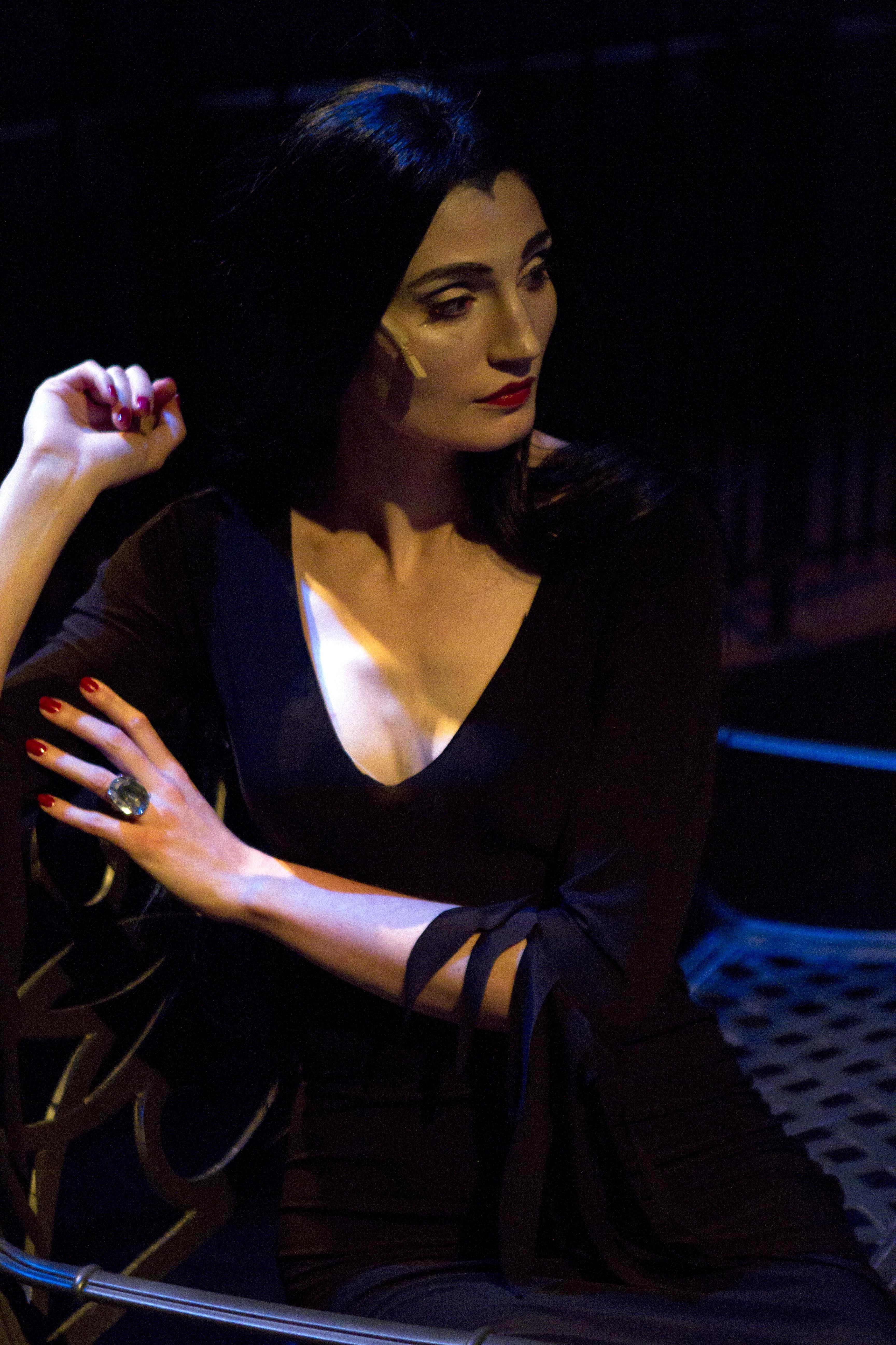 Morticia Addams, Addams Family 2014