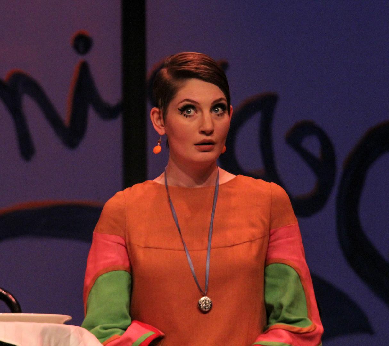 Dorabella, Cosi fan tutte 2018