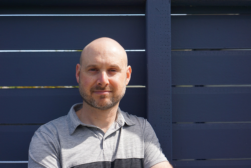 Photo of StimScience CEO Aaron Bromberg