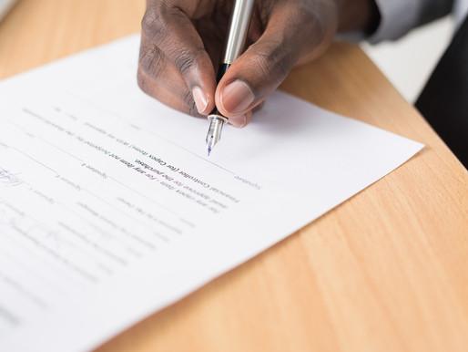 Trend roku 2019: Konec papírových smluv