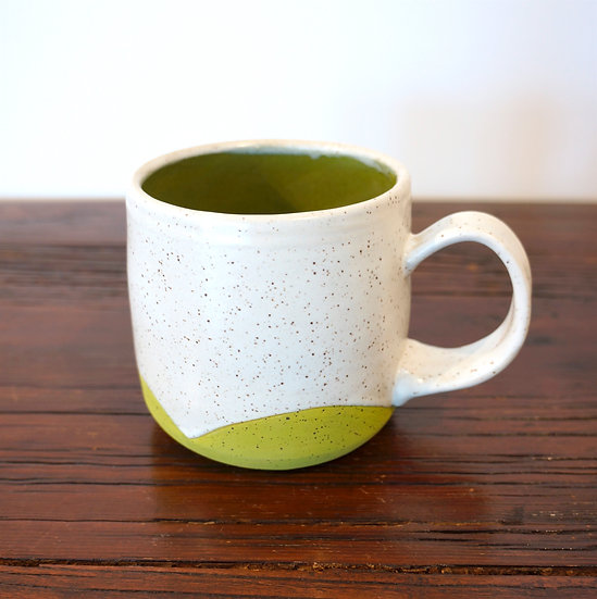 Mug Speckle Collection(green)