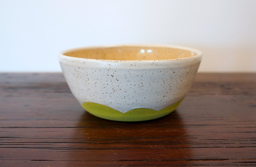 Bowl - Speckle Collection(green)