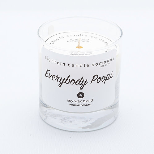 Everybody Poops - Sunshine scent