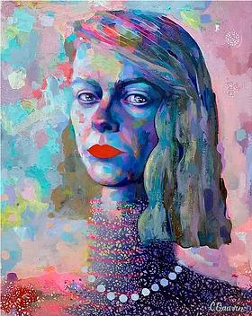 Chelsea Gauvin - Self Portrait.png