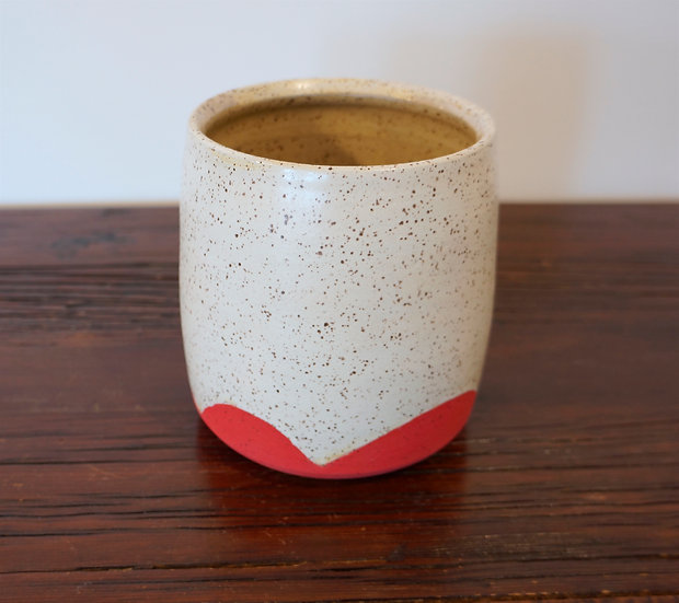 Planter - Speckle Collection(red)