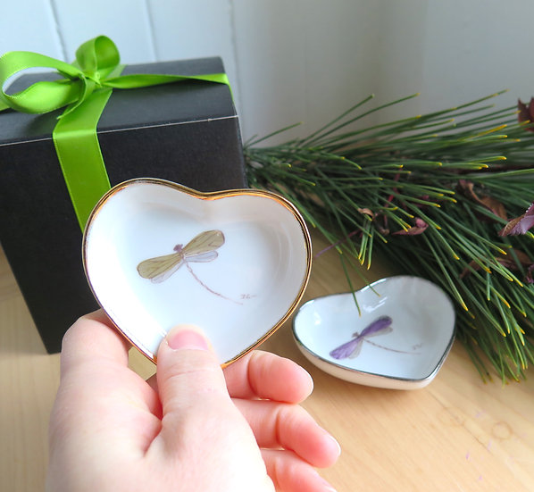 Heart Dragonfly