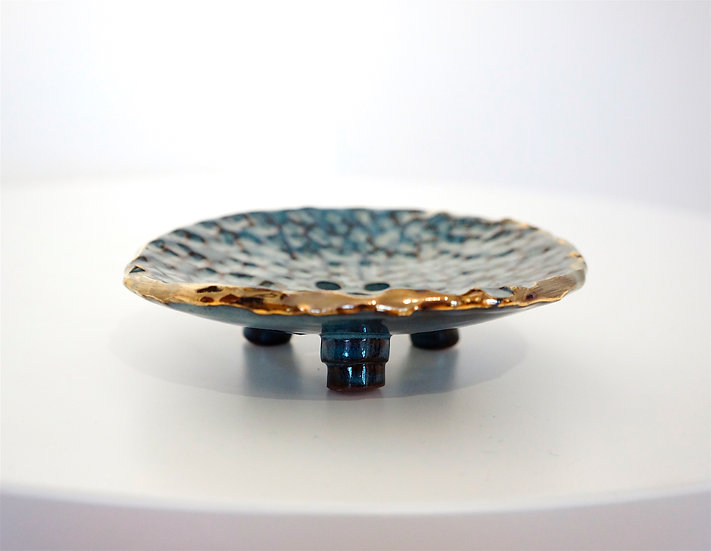 Soap Dish - Crater Collection