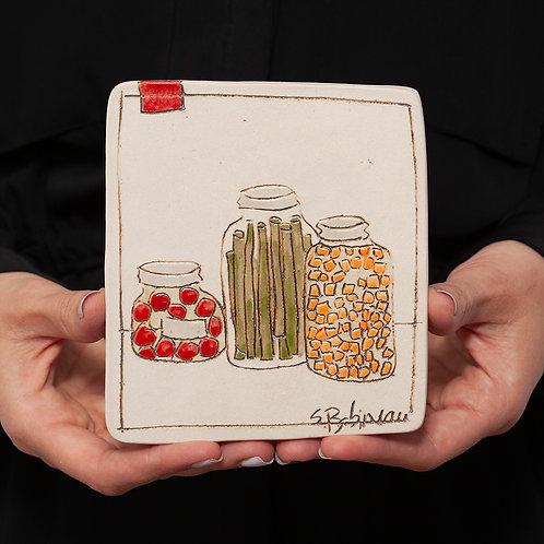 Tile, Jars