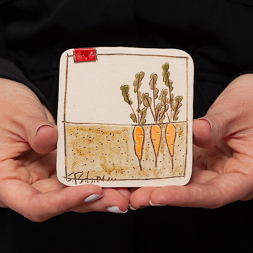 Tile, Small Carrots
