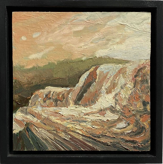 Slackline (landscape study)