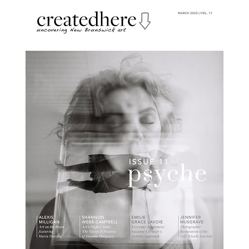 Created Here, Issue 11 PSYCHE