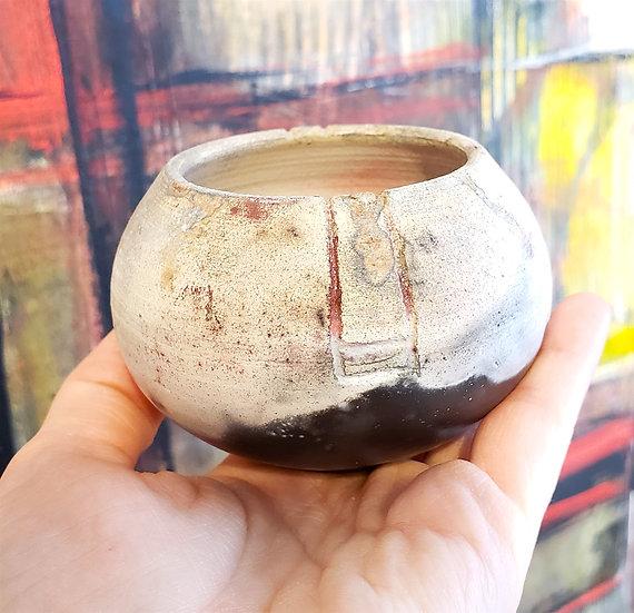 Mini Pit Fired Pot