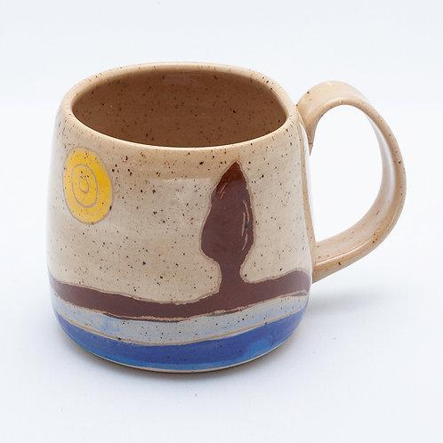 Hopewell Rocks Mug