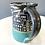 Thumbnail: Moncton Skyline Large Mug (Teal)