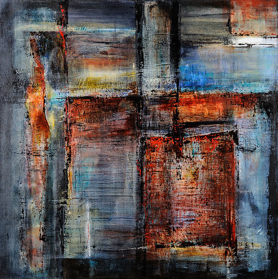 Méandres I Composition 341