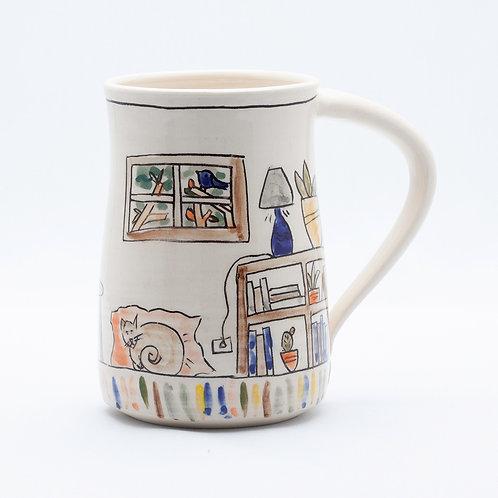 Large Mug, Animal series