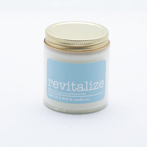 Mini Revitalize Candle