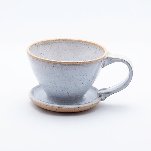 Coffee Pour Over, White Collection