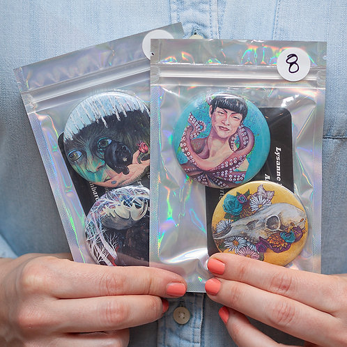 Magnet - Pack of Two