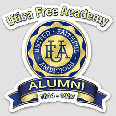 UFA Alumni Decal