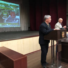 Ветеранов-автомобилистов поздравляет Епифанов А.А.