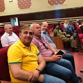 Члены совета ветеранов
