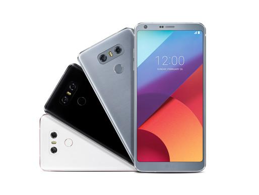 DESTACA EL SMARTPHONE LG G6 CON FULLVISION