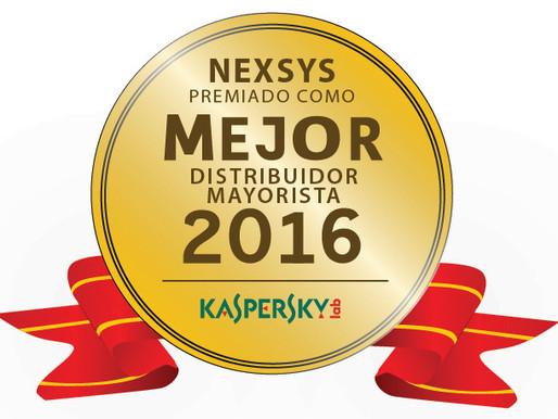 NEXSYS, RECONOCIDO COMO EL MEJOR MAYORISTA DE LA REGIÓN EN EL MARCO DE LA REUNIÓN ANUAL DE PARTNERS