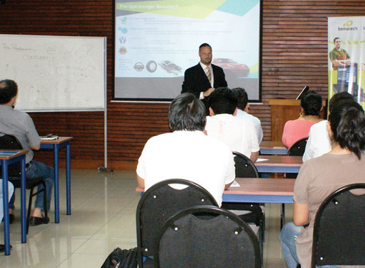 BEMATECH PRESENTÓ SUS NUEVAS SOLUCIONES PARA PUNTOS DE VENTA DE LA MANO DE HILLER S.A.