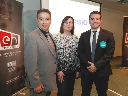 EH TECNOLOGÍA Y CASIO INNOVAN CON PROYECTORES ECOLÓGICOS PARA BOLIVIA