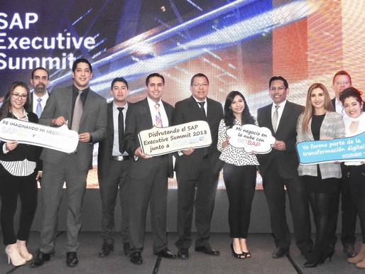 SAP EXECUTIVE SUMMIT BOLIVIA