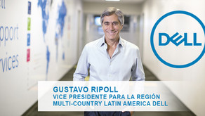DELL TECHNOLOGIES ELIGE A GUSTAVO RIPOLL PARA VP DE LA REGIÓN MCLA