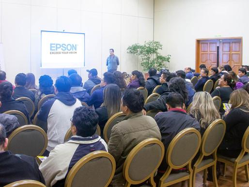 NUEVA GENERACIÓN DE IMPRESORAS Y MULTIFUNCIONALES EPSON ECOTANK LLEGA A BOLIVIA
