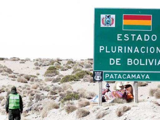 SE DISUELVE EL PLAN DE DIRECCIÓN NACIONAL DE FRONTERAS