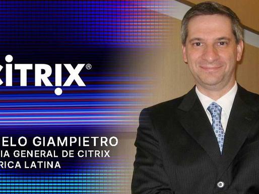 MARCELO GIAMPIETRO ASUME LA GERENCIA GENERAL DE CITRIX EN AMÉRICA LATINA