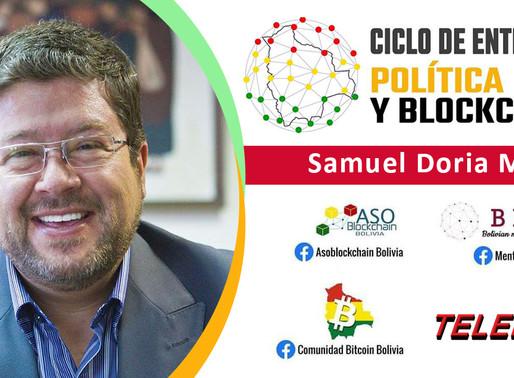 """CICLO DE ENTREVISTAS """"POLÍTICA Y  BLOCKCHAIN"""""""