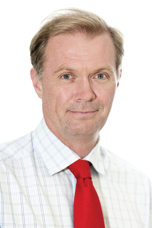 Martin Morgan - Vice presidente de Márketing de Openet