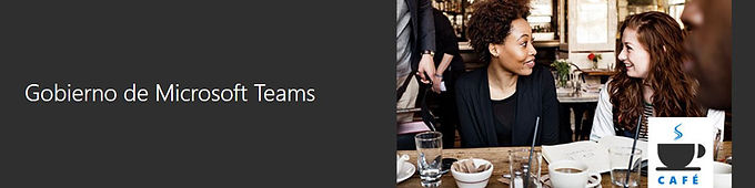 Gobierno de Microsoft Teams