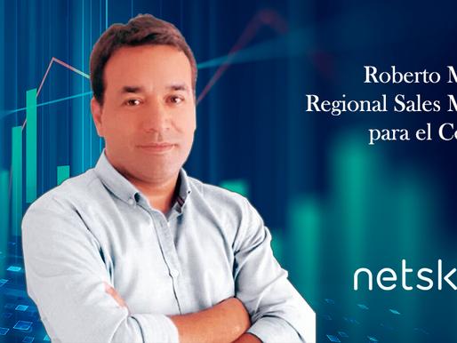 NETSKOPE SELECCIONA A ROBERTO MORENO COMO REGIONAL SALES MANAGER PARA EL CONO SUR