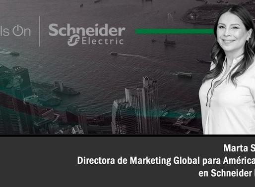 MARTA SÁNCHEZ, ES LA NUEVA DIRECTORA DE MARKETING GLOBAL PARA AMÉRICA DEL SUR