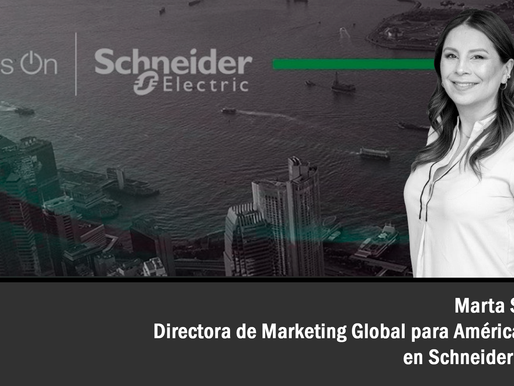 MARTA SÁNCHEZ, ES LA NUEVA DIRECTORA DE MARKETING GLOBAL PARA AMÉRICA DEL SUR