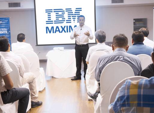 """""""IBM MAXIMO"""" EL RETO DE LA GESTIÓN DE ACTIVOS"""