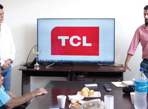 THE CREATIVE LIFE (TCL BOLIVIA) MUESTRA UNA INNOVADORA FORMA DE VER TV