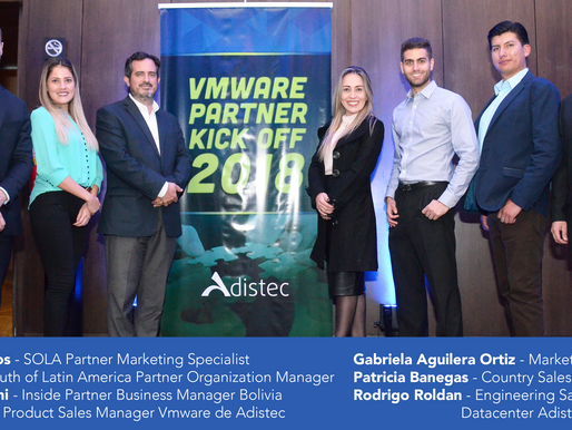 VMWARE PARTNER KICK OFF BOLIVIA